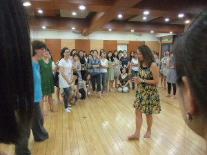 Singing Workshop Korea