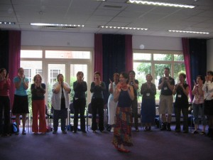 Singing Workshop Argentina
